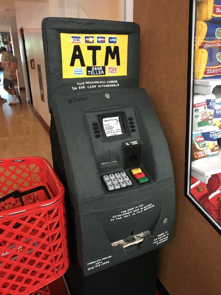 felt ATM