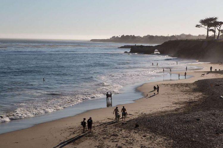 beach santa cruz california