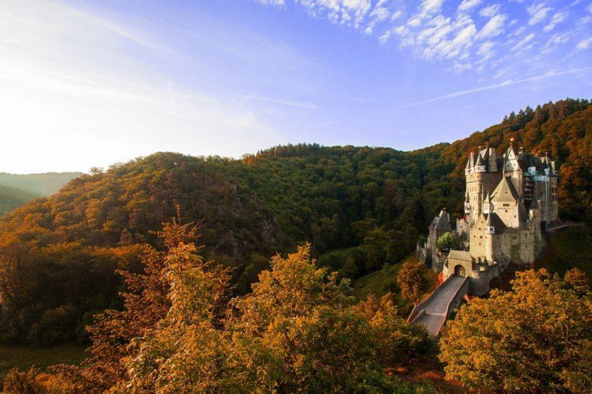 stone castle